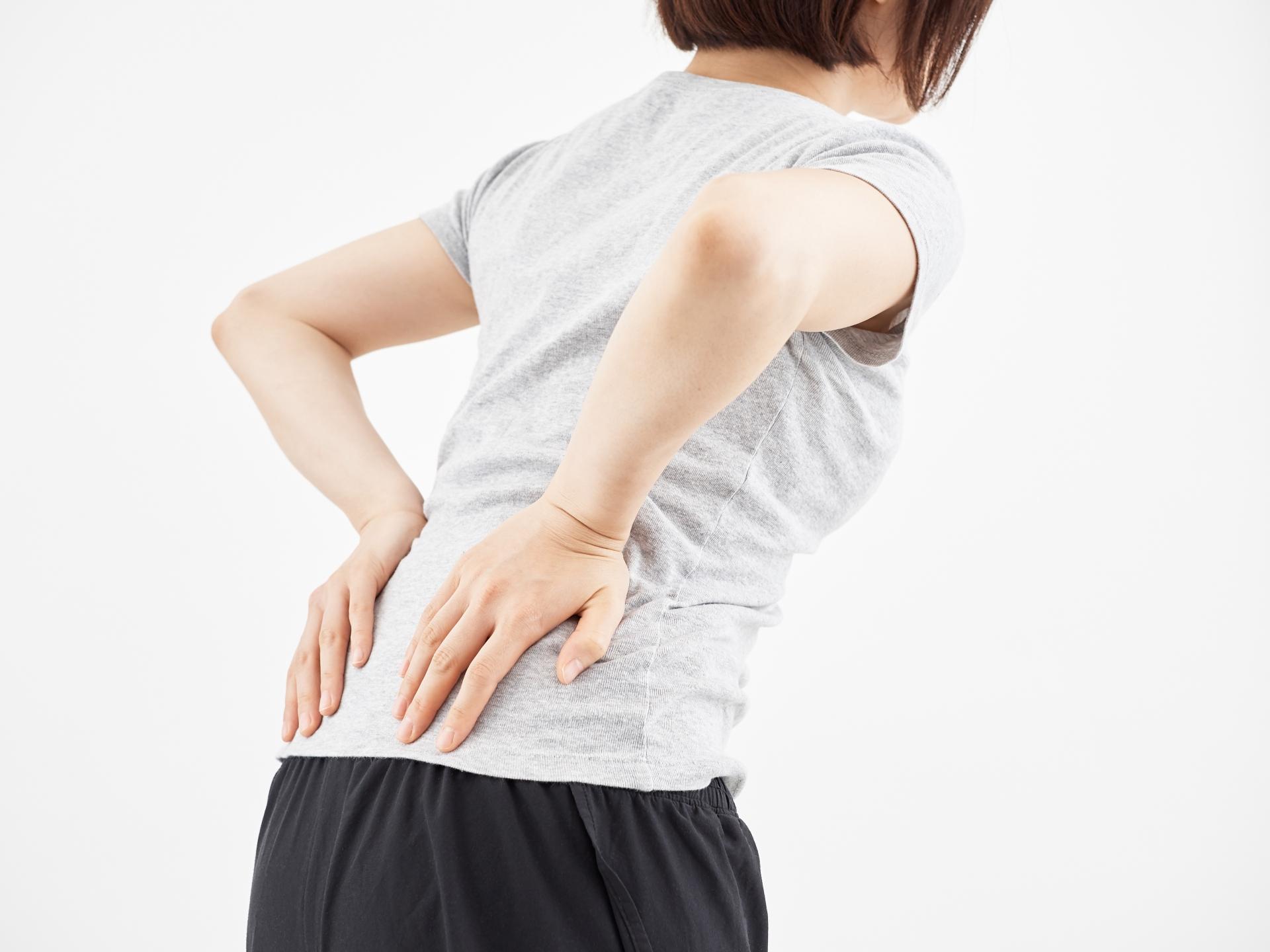 腰の痛みについて