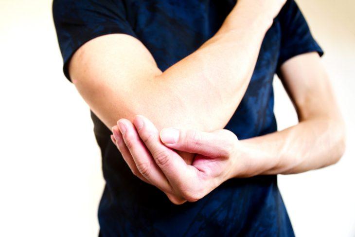 肘の痛みについて