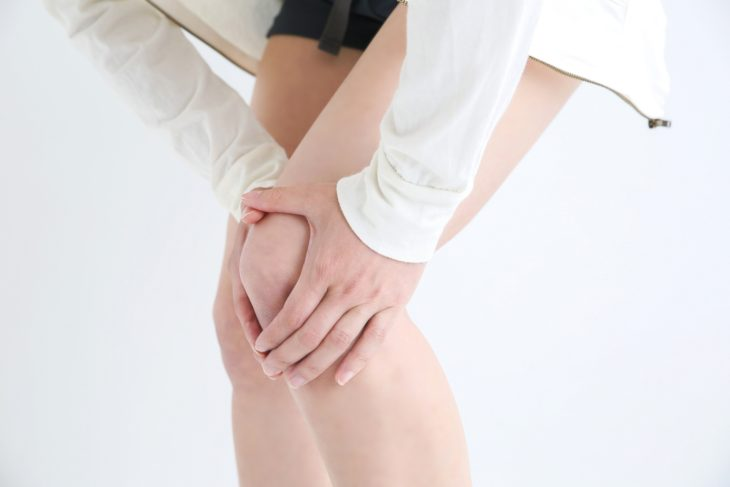 変形性膝関節症について